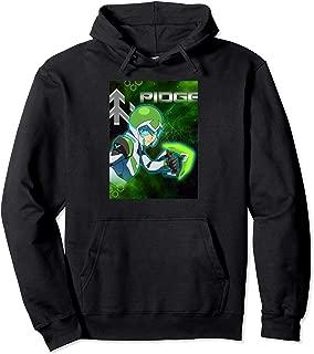 green lion voltron hoodie