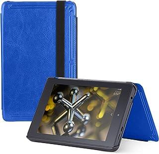 MarBlue Slim Tech Custodia per Fire HD 6 (4ª generazione - modello 2014), Blu