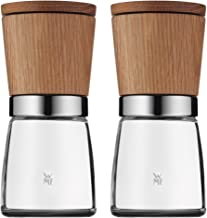 WMF 0652314500 Salt and Pepper Mills Set of 2 Wooden