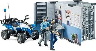 bruder Bworld Police Station