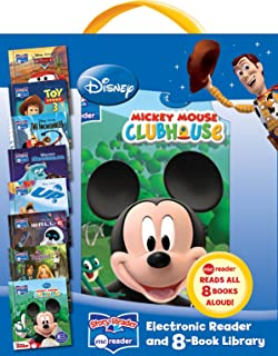 Disney Modern Me Reader: Electronic Reader and 8-book Library
