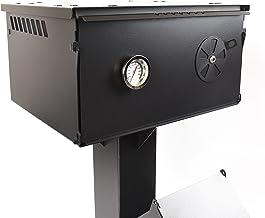 Rocket estufa horno de leña Attachment–Mini portátil Camping horno