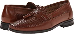 Strafford Woven Moc Toe Loafer