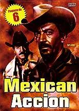 """""""MEXICAN ACCION""""TODO POR NADA+PISTOLEROS FAMOSOS+CAMINO AL INFIERNO+EL TRAFICANTE+SIETE MUERTES PARA EL TEXANO+EL GUERRILL..."""