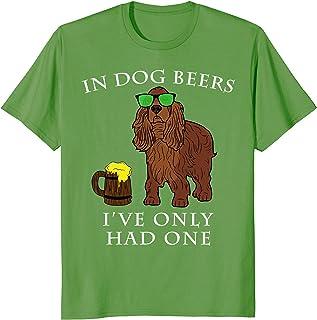 Cocker Spaniel T Shirt Irish St Patrick Day