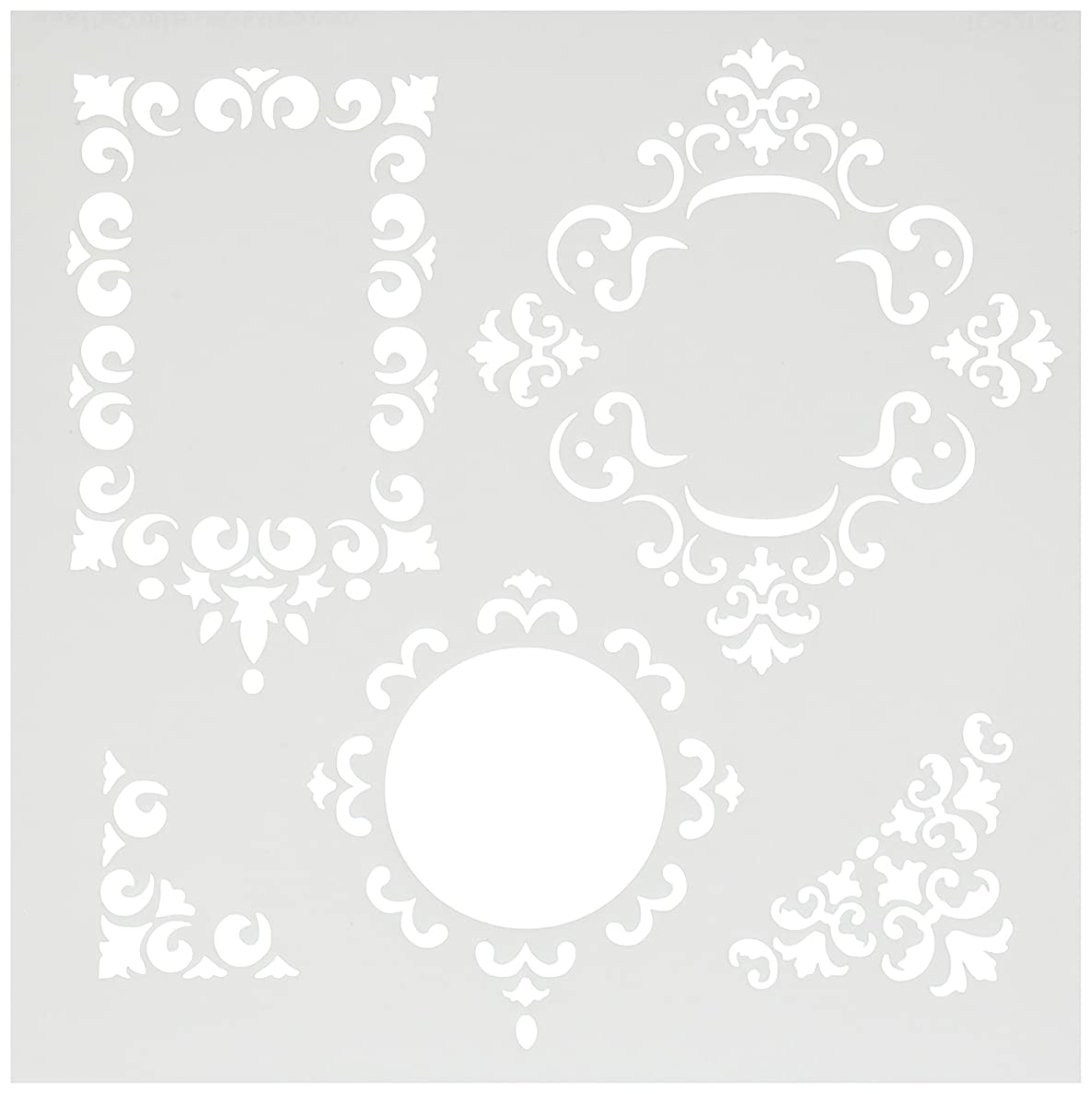 CRAFTERS WORKSHOP Templates 6