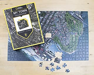 Best aerial map jigsaw puzzle Reviews