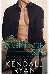 Seven Nights of Sin (Penthouse Affair Book 2) (English Edition) Format Kindle