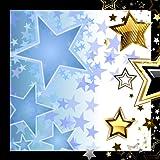 Collage de photos d'étoiles