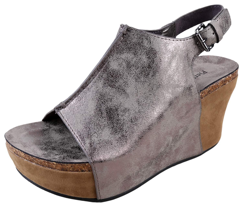 Pierre Dumas Hester 14 Platform Sandals