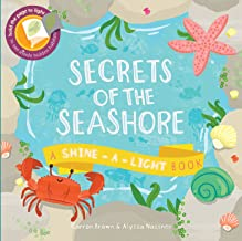 Secrets of the Seashore: A Shine-a-Light Book (Shine-A Light Books)