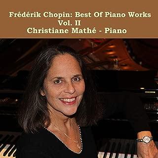 Frédérik Chopin: Valse op.69, No.1
