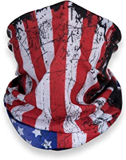 American Flag Outdoor Face Mask - Wear it Motorcycle...