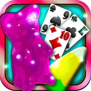 Candy Sweet Free Solitaire Original Jelly Taste Heroes Classic Solitaire for Kindle Fire HDX Free Cards Games Solitaire Free Casino Games Offline No Online Multi Card Best Solitaire Games