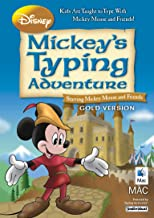 $25 » Disney Mickey's Typing Adventure Gold [Mac Download]