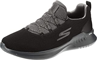 SKECHERS Go Run Mojo 2.0, Men's Road Running Shoes, Black (Black/Charcoal), 41 EU