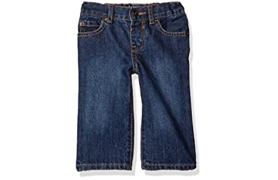 Bottoms Boys' Clothing (newborn-5t) Next Boys Jeans Size 12-18months Fast Color