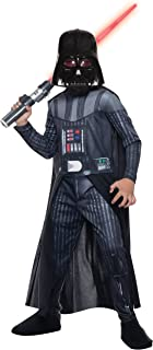 Rubie's Costume Star Wars Classic Darth Vader Child Costume, Large