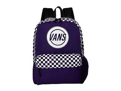 Vans Taper Off Realm Backpack (Violet Indigo) Backpack Bags