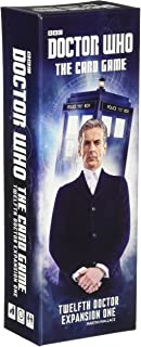 Doctor Who: Card Game (2nd Ed.) - The Twelfth Doctor 1