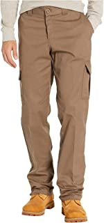 Men's Regular Straight Stretch Twill Cargo Pant