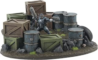 WWG War Torn City - Street Blockades 28mm Heroic Scale – Warhammer Scenery 40KNecromundaTerrain