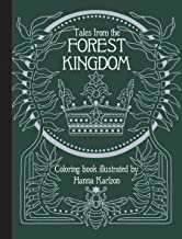 Tales From the Forest Kingdom: Coloring Book