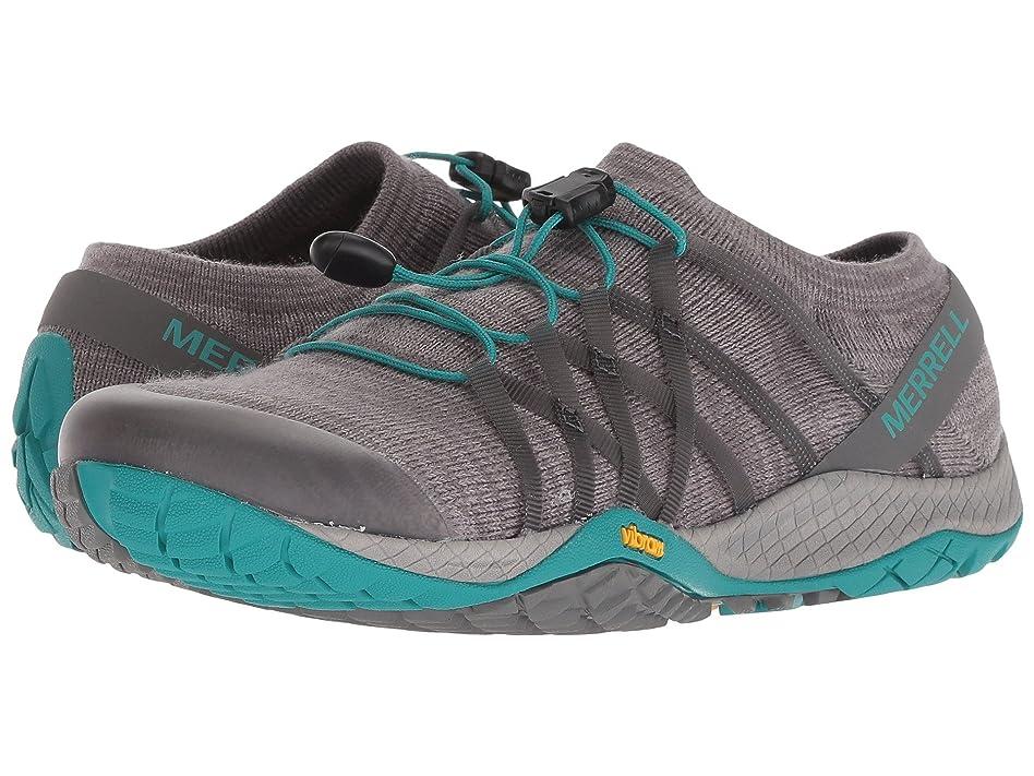 接地攻撃的豊富[メレル] レディース スニーカー Trail Glove 4 Knit Wool [並行輸入品]