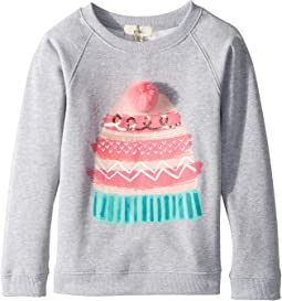 PEEK - Hat Sweatshirt (Toddler/Little Kids/Big Kids)