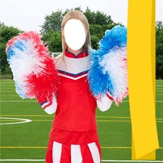 Cheerleaders Photo Camera