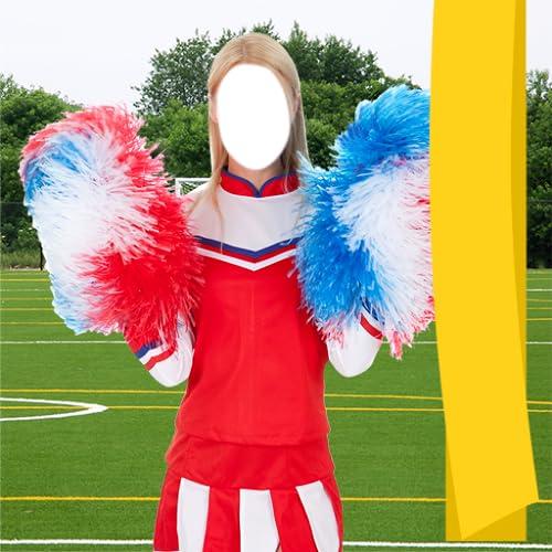 Cheerleaders Cámara de fotos
