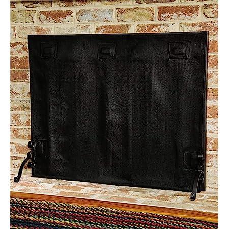 "Plow & Hearth Pavenex Fireplace Blanket Stops Overnight Heat Loss (Medium 42"" W x 32"" H)"