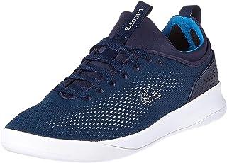 Lacoste LT Spirit Sneaker For Men Blue Size 10 US