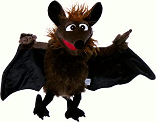 Living Puppets  Hand Puppet Bat Gaston - A Genuine USA Product