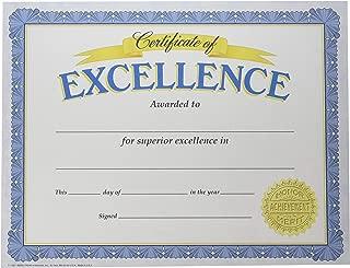 TREND enterprises, Inc. Certificate of Excellence Classic Certificates, 30 ct