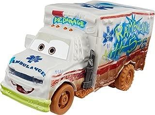 Disney Pixar Cars 3 Crazy 8 Crashers Dr. Damage Vehicle