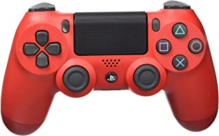 Sony - Dualshock 4 V2 Mando Inalámbrico, Color Rojo (Magma Red) (PS4)