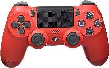 Sony DualShock 4 Controller voor PlayStation 4, zwart, rood - Accessoires voor videogames (controller voor Playstation 4, ...