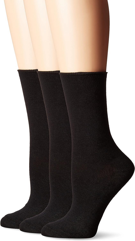 No Nonsense Women's Jean Crew Sock