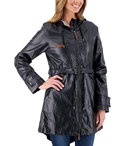 Obermeyer Emmie Trench (Black) Women