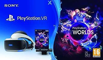 PlayStation VR Starter Pack - PlayStation 4 [Edizione: Regno Unito]