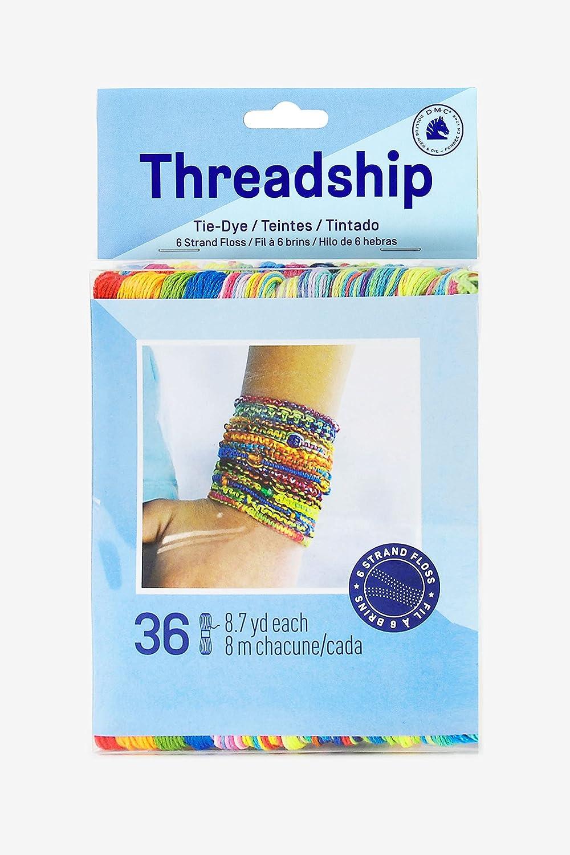 DMC Prism Tie Dye Thread Pack