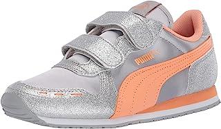Kids' Cabana Racer Glitz Velcro Sneaker