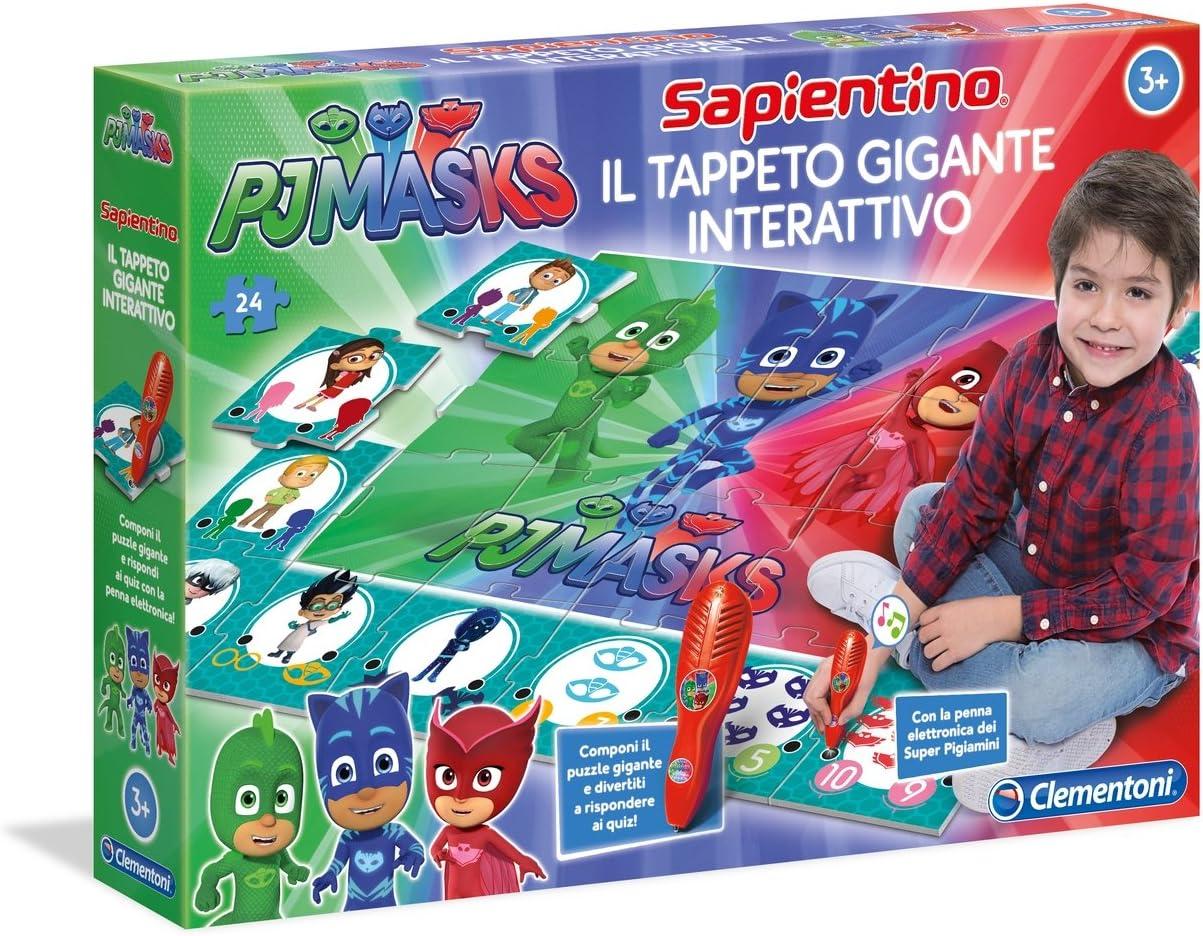 Clementoni 11986 Niño Niño/niña juego educativo - Juegos educativos (Multicolor, Niño, Niño/niña, 3 año(s), 5 año(s), Italia)