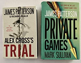 2 Books 1) Alex Cross's Trial 2) Private Games