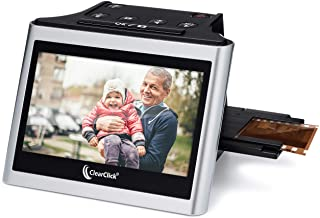 """Sponsored Ad - ClearClick Virtuoso 2.0 (Second Generation) 22MP Film & Slide Scanner with Extra Large 5"""" LCD Screen - Conv..."""