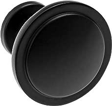 Best matte black dresser knobs Reviews