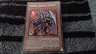 Yu-Gi-Oh! - Armed Dragon LV10 (DP2-EN013) - Duelist Pack 2 Chazz Princeton - Unlimited Edition - Ultra Rare