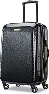 "American Tourister Belle Voyage 20"" Hardside Spinner Luggage Sets, Black, 51 127050-1041"