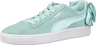 Women's Suede Bow Wn Sneaker